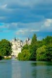 城堡在伦敦,英国 免版税图库摄影