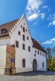 城堡在安伯格,德国 图库摄影