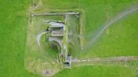 城堡在爱尔兰 库存照片