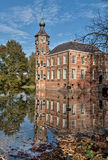 城堡在秋天 免版税库存照片