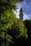 城堡在阳光03下 库存图片