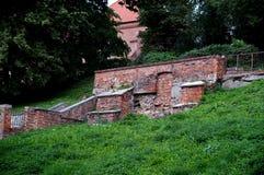城堡在马尔堡 免版税库存照片