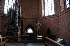 城堡在马尔堡 库存图片