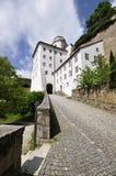 城堡在Passau 库存照片