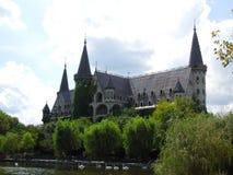 城堡在Ravadinovo,保加利亚 免版税库存图片