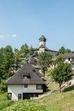 城堡在Velika Kladusa 库存照片