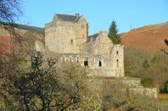 城堡坎伯 免版税库存图片