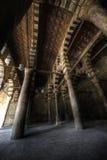 城堡埃及 库存图片