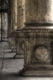 城堡埃及 免版税库存图片