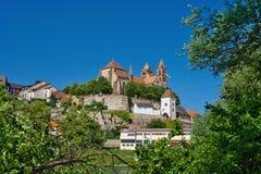 城堡城市 库存照片