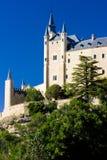 城堡堡垒 库存图片