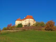 城堡塔博尔veliki 库存照片