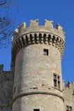 城堡塔楼 库存图片