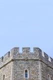 城堡塔 免版税图库摄影