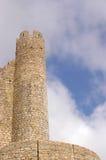 城堡塔 免版税库存照片