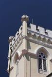 城堡外部trakoscan 免版税库存图片