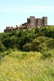城堡多弗 库存图片