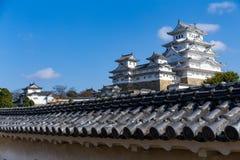 城堡姬路日语 库存照片