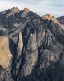 城堡岩石 免版税图库摄影