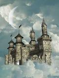 城堡幻想 库存照片