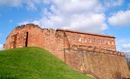 城堡彻斯特 库存照片