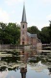 城堡德哈尔的教堂 免版税库存图片