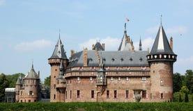 城堡德哈尔 图库摄影