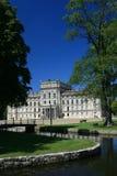 城堡德国ludwigslust 免版税库存照片