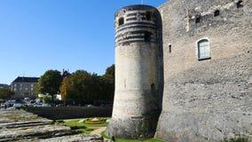城堡愤怒,法国 股票录像