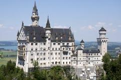 城堡慕尼黑 库存照片
