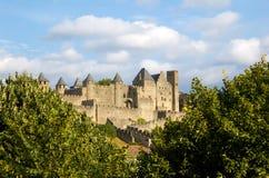 城堡援引 免版税库存图片