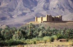 城堡摩洛哥人 免版税库存图片