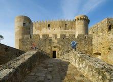 城堡收入 免版税库存照片