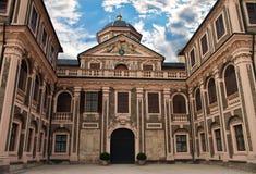 城堡收藏页 库存照片