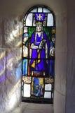 城堡教堂爱丁堡 库存图片