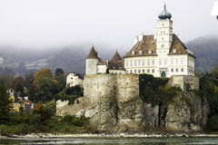 城堡斯洛伐克 库存图片