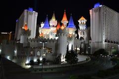 城堡旅馆 免版税库存图片