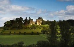 城堡星期日 库存图片