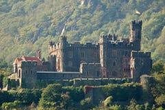 城堡有历史的德国 库存照片