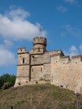 城堡林肯 免版税库存照片