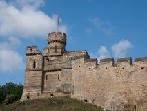 城堡林肯 图库摄影