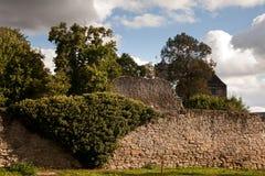城堡格赖芬斯泰因 图库摄影