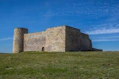 城堡梅迪纳塞利 图库摄影