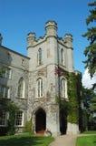 城堡法院大楼 免版税库存图片