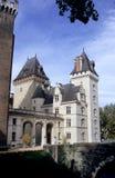 城堡波城 免版税库存图片