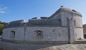 城堡波特兰 免版税图库摄影