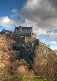 城堡爱丁堡王国苏格兰团结了 图库摄影