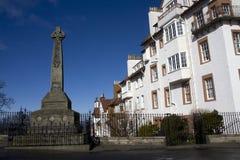 城堡爱丁堡纪念品 免版税库存照片