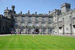 城堡爱尔兰基尔肯尼 免版税库存照片