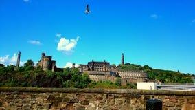 城堡爱 免版税库存图片